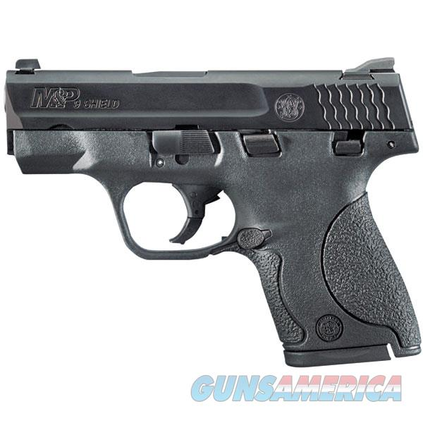 "Smith & Wesson M&P Shld 9Mm 3.1"" 7/8Rd Blk 187021  Guns > Pistols > S Misc Pistols"