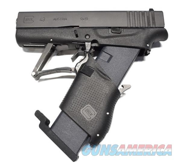 Full Conceal Conceal M3s Glock 43 9Mm Folding Pistol 10 Rounds Black M3G43  Guns > Pistols > F Misc Pistols