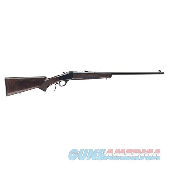 "Winchester Guns 524100104 1885 Hunter Falling Block 22 Wmr 24"" 1 Walnut Oil Finish Stk Blued High Polish 524100104  Guns > Rifles > W Misc Rifles"