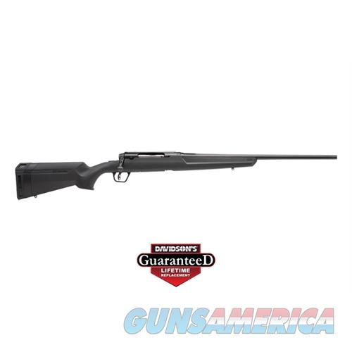 "Savage Arms Axis 6.5 Creedmoor 22"" Matte Blued/Black Syn Ergo Stk 57236  Guns > Rifles > S Misc Rifles"