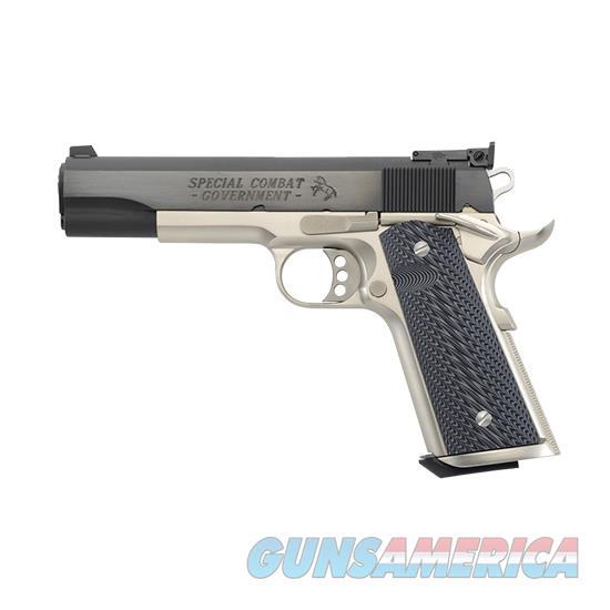 Colt Special Combat Govt 45Acp O1980CM  Guns > Pistols > C Misc Pistols