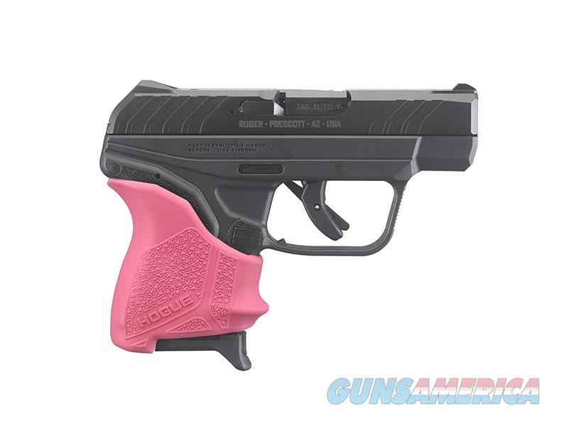 Lcp Ii 380Acp Hogue Pink 6+1 RUG 3777  Guns > Pistols > TU Misc Pistols