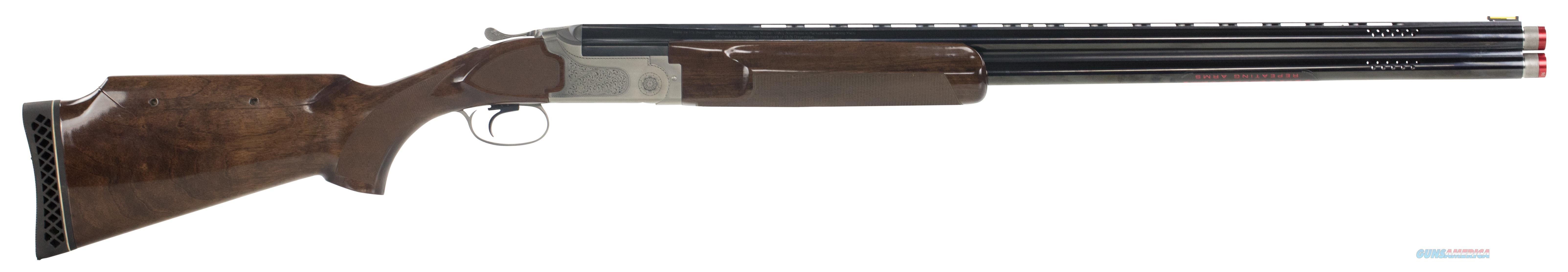 "Winchester Guns 513059493 101 O/U 12 Gauge 30"" 2.75"" Turkish Walnut Stk Nickeled Aluminum Alloy Rcvr Adj Comb 513059493  Guns > Shotguns > W Misc Shotguns"
