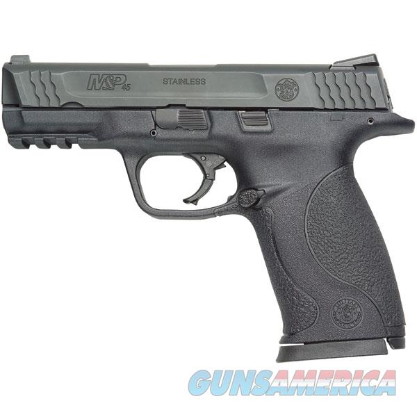 "Smith & Wesson M&P 45Acp 4"" 8Rd Blk Ma 109358  Guns > Pistols > S Misc Pistols"