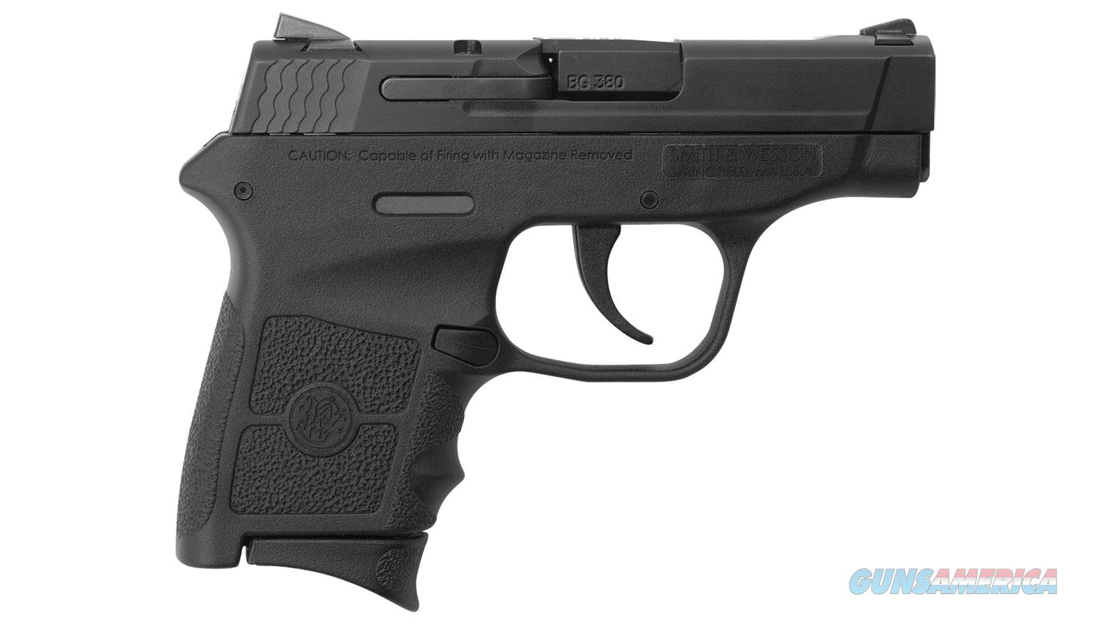 "SMITH & WESSON BODYGUARD 380ACP 2.75"" 6RD 10266  Guns > Pistols > Smith & Wesson Pistols - Autos > Polymer Frame"