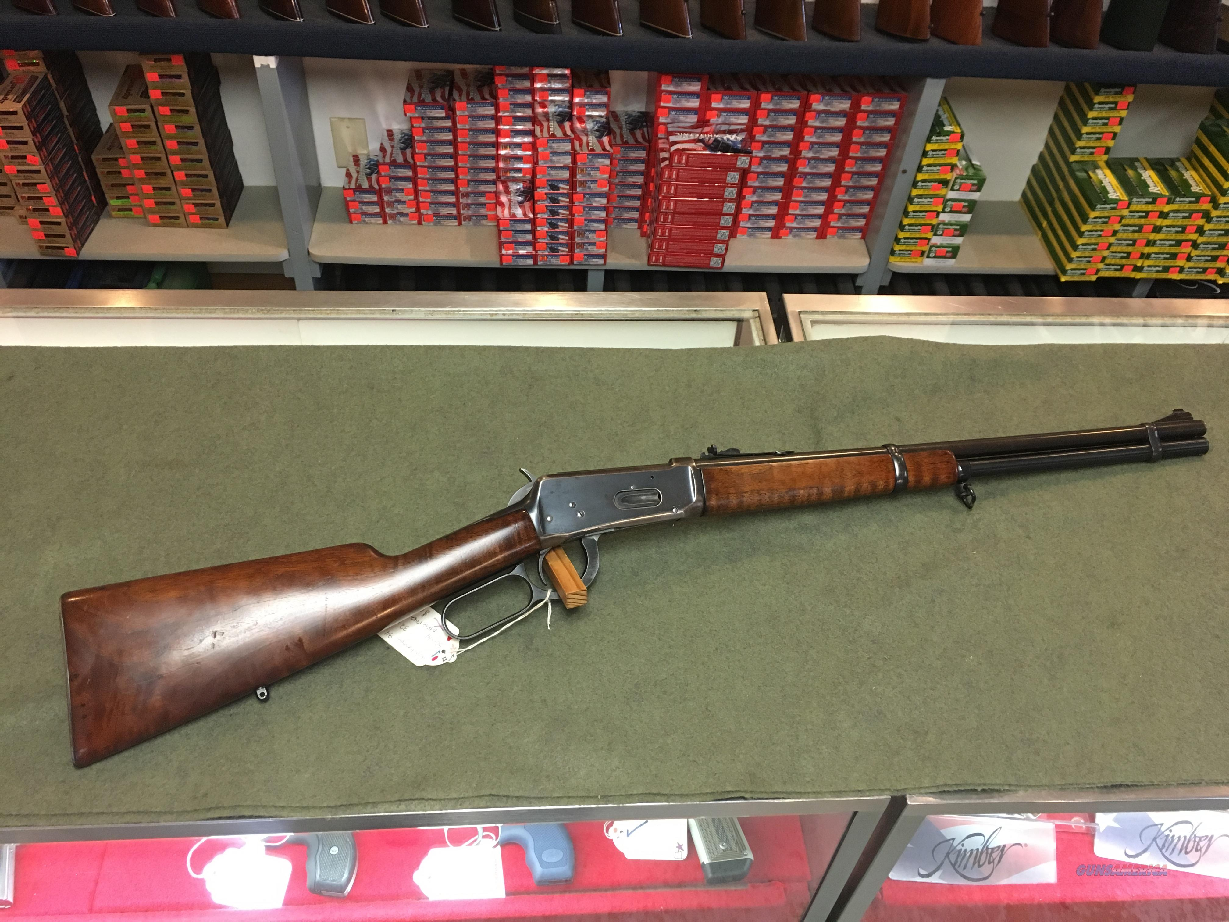 WINCHESTER MODEL 94 PRE-64 .32 WS LEVER ACTION  Guns > Rifles > Winchester Rifles - Modern Lever > Model 94 > Pre-64