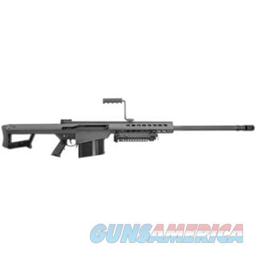 Barrett 82A1 50Bmg 20 Blk Sys 10Rd 13318  Guns > Rifles > B Misc Rifles