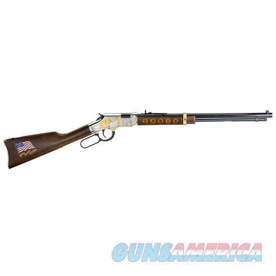 Henry Golden Boy 22Lr 20 Military Service 2Nd H004MS2  Guns > Rifles > H Misc Rifles