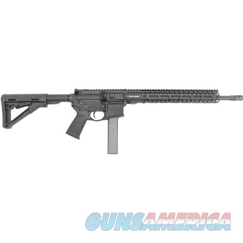 "Stag Arms 9 Tactical 9Mm Luger 16"" 32Rd 13.5"" M-Lok Black 800007  Guns > Rifles > S Misc Rifles"