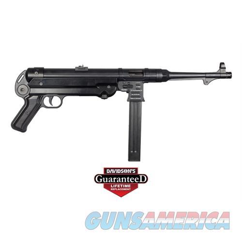 American Tactical Gsg Mp40p Pst 9Mm 10B 25R GERGMP409X  Guns > Pistols > A Misc Pistols