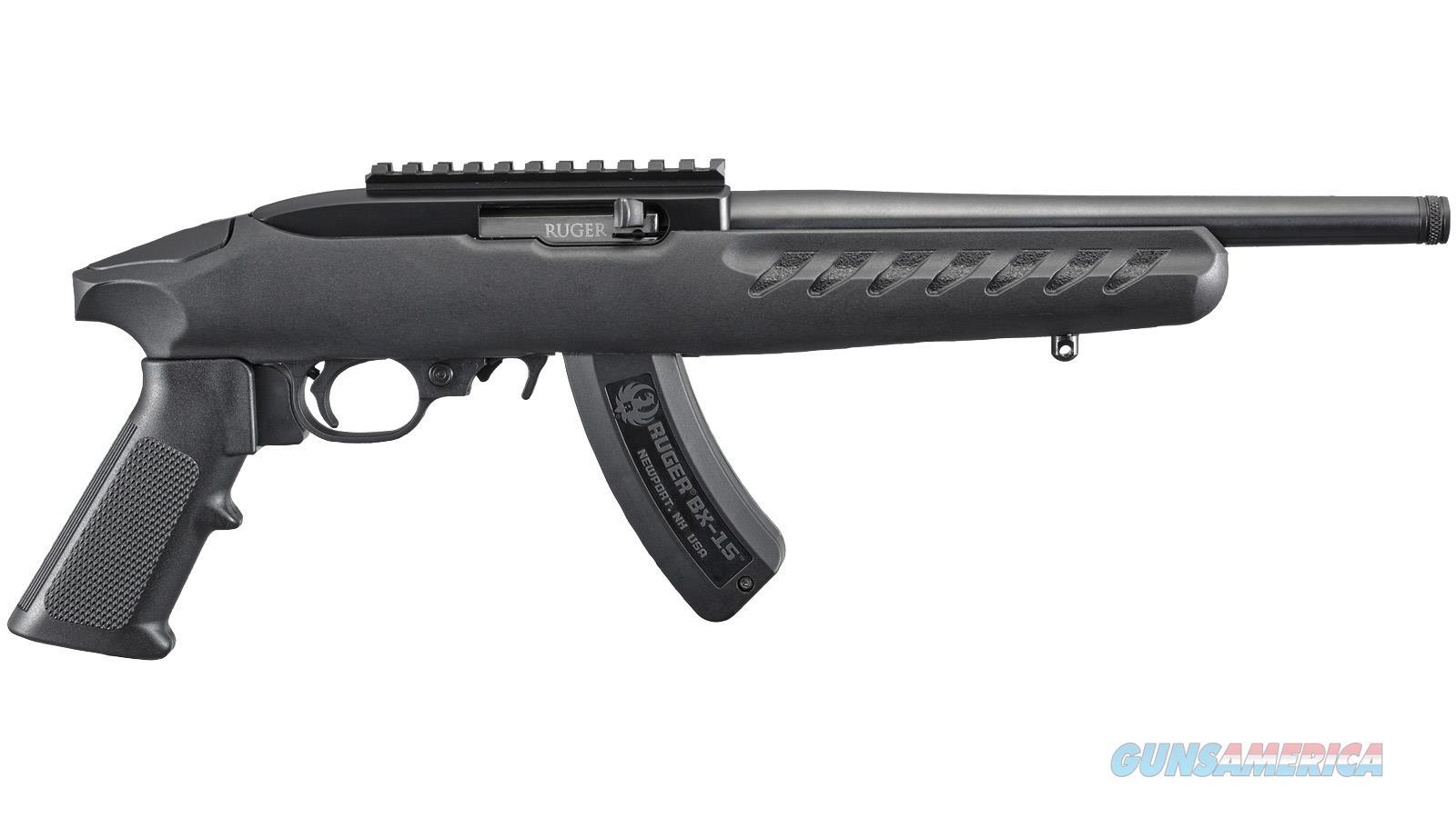 """Ruger Charger 22Lr 10"""" 15Rd 4923  Guns > Pistols > R Misc Pistols"""