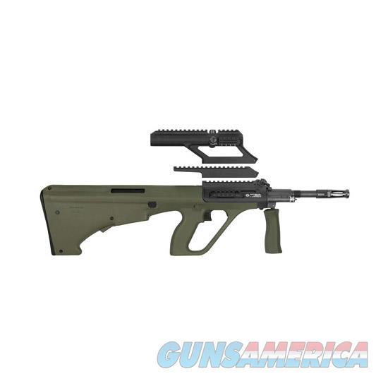 Steyr Aug A3 M1 223Rem 16 Green 3X Optic AUGM1GRNO3  Guns > Shotguns > S Misc Shotguns