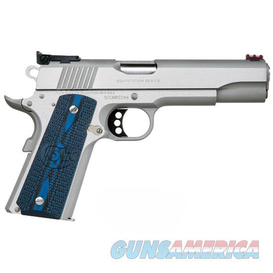 Colt Gold Cup Lite 9Mm 5 Ss Fofs Bomar Rear O5072GCL  Guns > Pistols > C Misc Pistols