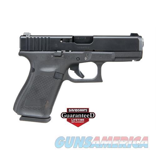 Glock 19 G5 Usa 9Mm Pst 10Rd Gns UA1950701  Guns > Pistols > G Misc Pistols