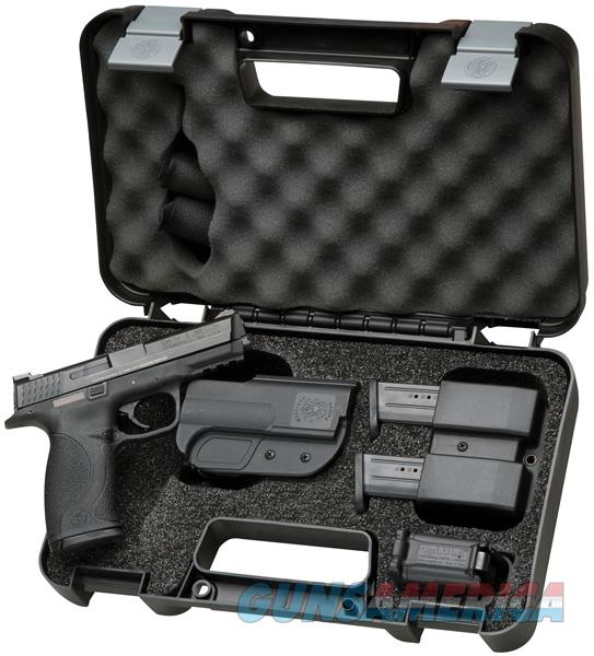Smith & Wesson M&P9 9Mm Carry Kit Ma Compliant 10Rd 139351  Guns > Pistols > S Misc Pistols