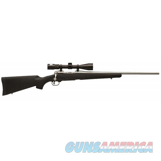 "Savage 19720 16/116 Trophy Hunter Xp Bolt 223 Rem 22"" 4+1 Synthetic Black Stk Stainless Steel 19720  Guns > Rifles > S Misc Rifles"