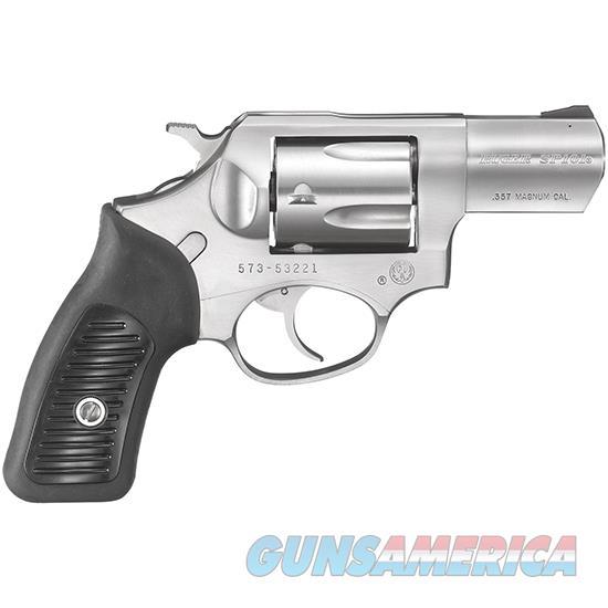 Ruger Sp101 357Mag 2.25 Ss Fs 5Rd 5718  Guns > Pistols > R Misc Pistols