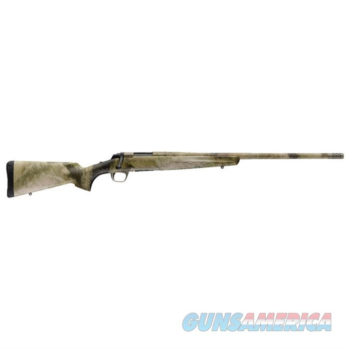 Browning X-Bolt Predator Hunter Atacs 6.5 Cm 22''Bbl 035447282  Guns > Rifles > B Misc Rifles