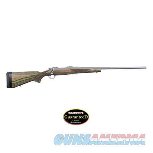"Ruger 47139 Hawkeye Predator Bolt 6.5 Creedmoor 24"" 4+1 Laminate Green Mountain Stk Stainless 47139  Guns > Rifles > R Misc Rifles"