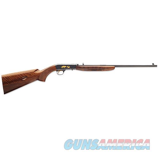 BROWNING SEMI-AUTO 22 GRD VI 22LR 19.25 10RD BLUE 021002102  Guns > Rifles > Browning Rifles > Semi Auto