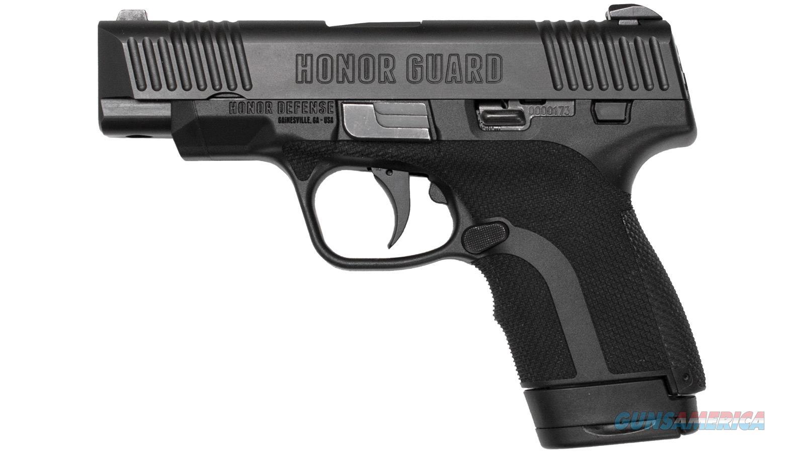 "Honor Defense Hg9cle 9Mm 3.8"" 8Rd HG9CLE  Guns > Pistols > H Misc Pistols"