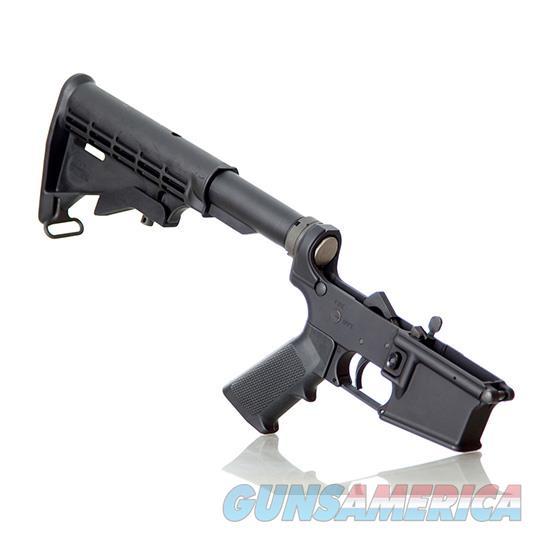 Alex Pro Firearms Complete Ar15 Lower Black Assembled LP013  Guns > Rifles > A Misc Rifles