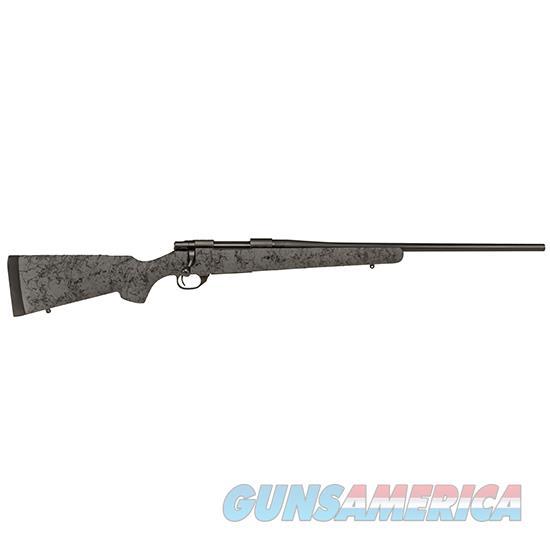 Legacy Sports Prec Stock 7Mm-08 22 Gray/Blk Wb HHS62701  Guns > Rifles > L Misc Rifles