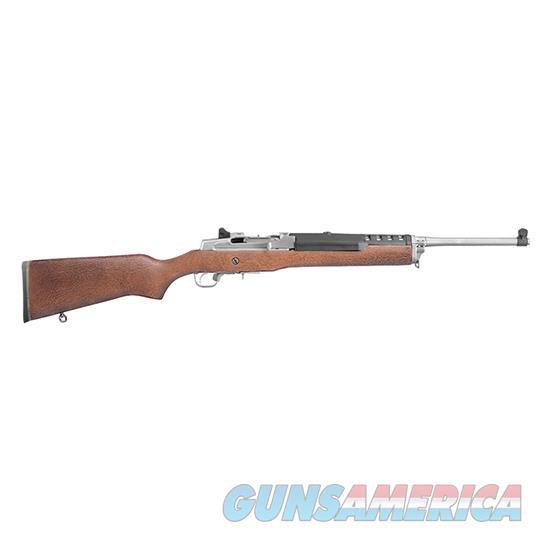 Ruger Mini-Thirty 7.62X39 18.5 Ss Hardwood 5Rd 5804  Guns > Rifles > R Misc Rifles