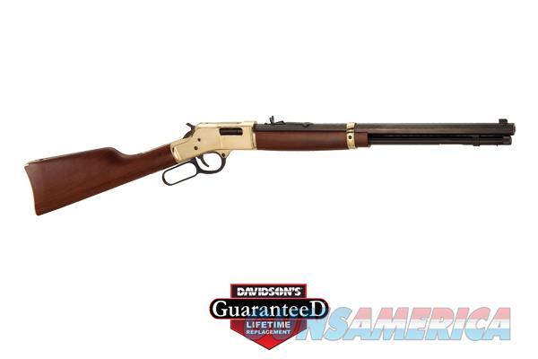 "Henry Big Boy .41 Magnum 20"" Octagon Walnut H006M41  Guns > Rifles > H Misc Rifles"