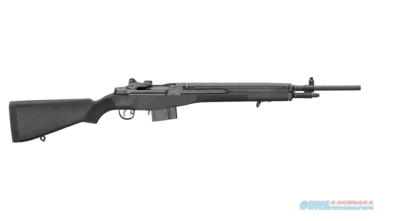 Springfield Armory M1a Loaded 308Win Blk Syn Ny Legal W/O Thr MA9226NT  Guns > Rifles > S Misc Rifles