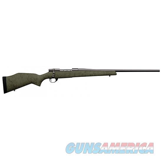 Weatherby Vanguard 300Win 26 Range Cert Grn Blk Matte VMT300NR6O  Guns > Rifles > W Misc Rifles