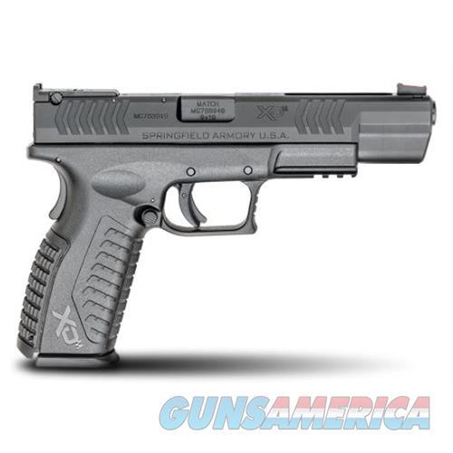 Springfield Armory Xdm 9Mm 5.25 Blk (3) 10Rd XDM95259B  Guns > Pistols > S Misc Pistols
