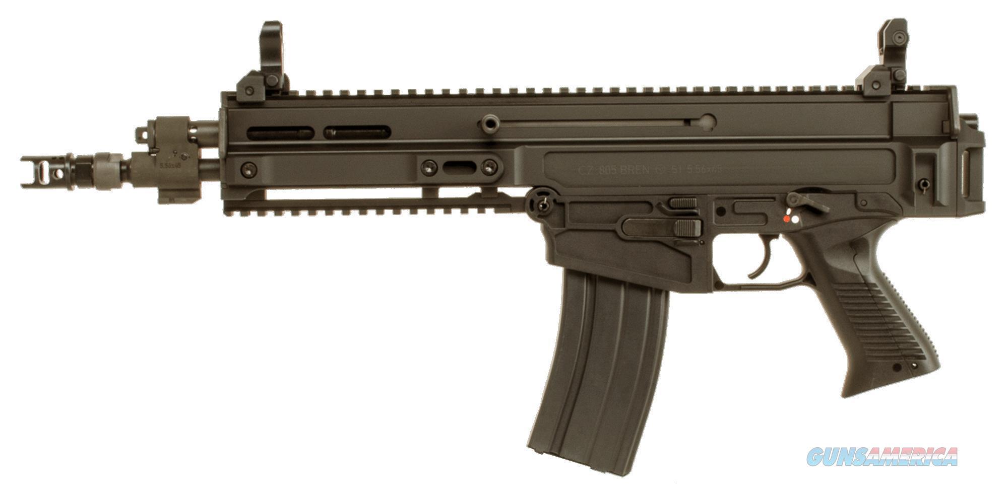 "Czusa 91362 Czusa 805 Bren Ar Pistol Semi-Automatic 223 Remington/5.56 Nato 11"" 30+1 Flat Dark Earth Finish 91362  Guns > Pistols > C Misc Pistols"