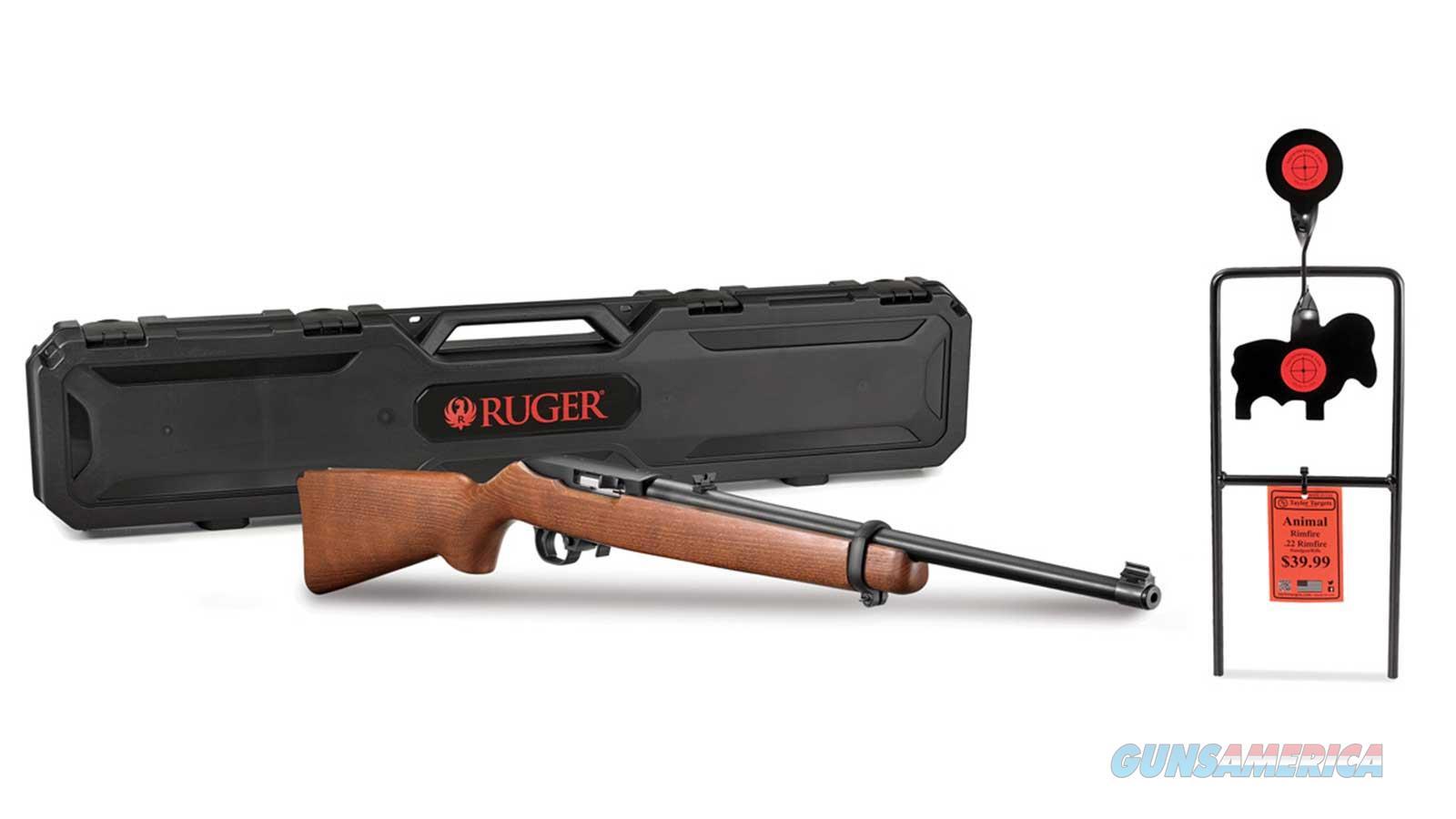 "Ruger 10/22 22Lr 18.5"" 10Rd 31128  Guns > Rifles > R Misc Rifles"