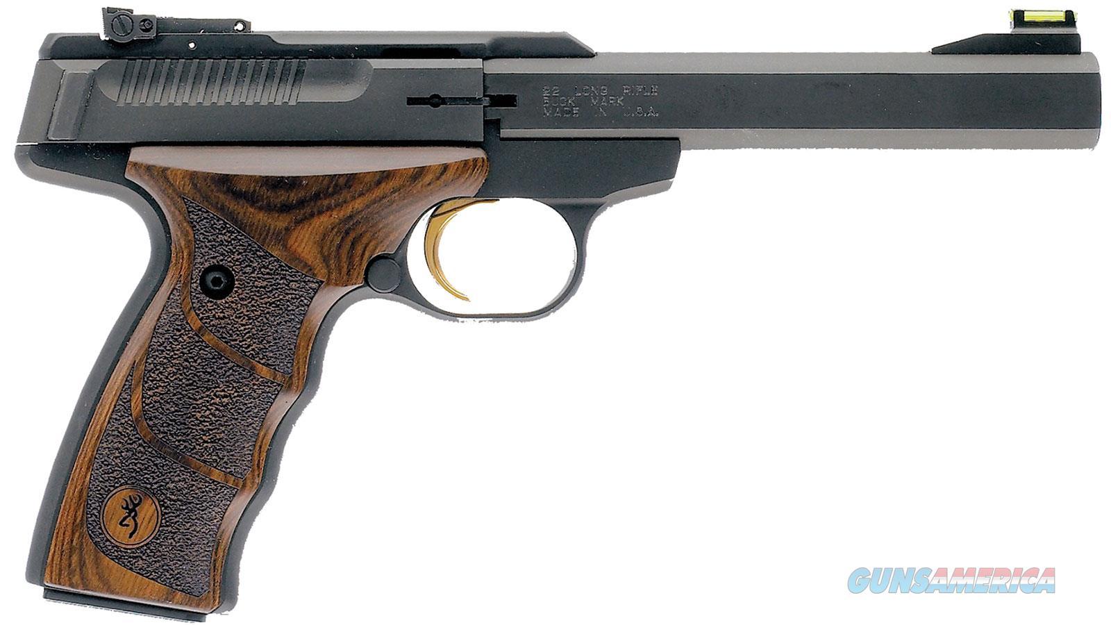 Browning Bkmk Pls Udx 22Lr 5.5 051428490  Guns > Pistols > B Misc Pistols