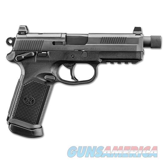 Fn Manufacturing Fnx-45 Tactical 45Acp Ns Ms Blk (3) 10Rd 66981  Guns > Pistols > F Misc Pistols