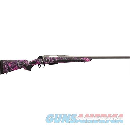 "Winchester Xpr Hunter .308 Win. 22"" Black Muddy Girl Camo Syn 535712220  Guns > Rifles > W Misc Rifles"