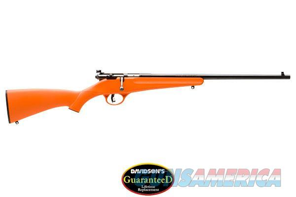 "SAVAGE ARMS RASCAL 22CAL 16 1/8"" ORG 13810  Guns > Rifles > Savage Rifles"