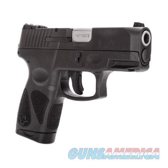 Taurus G2s 9Mm Blk/Blk 3.2 2-7Rd Mag 1-G2S931  Guns > Pistols > TU Misc Pistols
