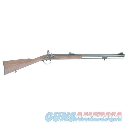 "Traditions Deerhunter Flintlock Rifle .50Cal 24"" Octagon Bbl Select Hardwood/Blued R3200801  Guns > Rifles > TU Misc Rifles"