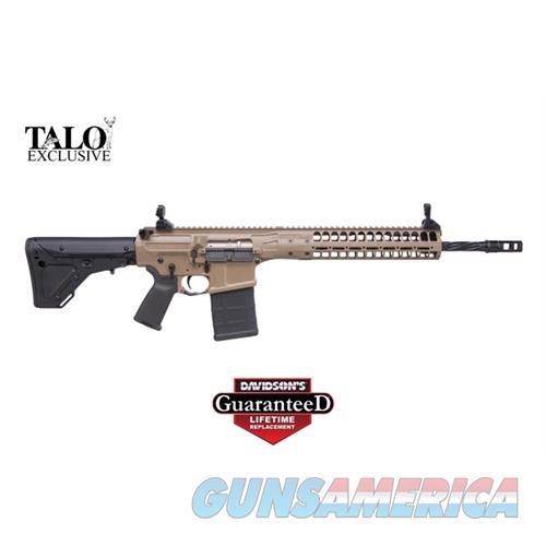 Talo 308 16 Sniper Fde Fixed Stk LWRC CSASSR7CKF16  Guns > Rifles > TU Misc Rifles