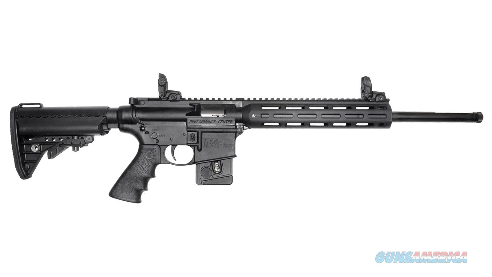 "Smith & Wesson M&P 15-22 Sport 22Lr 18"" 10205  Guns > Rifles > S Misc Rifles"