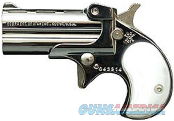 Cobra Derr 22Mag Chrome Prl Grips C22MCP  Guns > Pistols > C Misc Pistols
