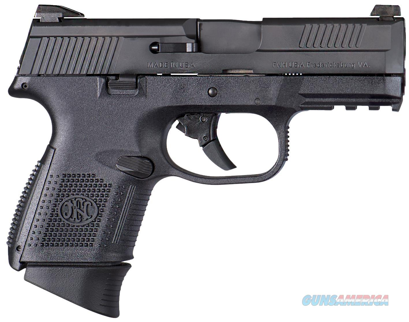 "Fn 66696 Fns 40 Compact Da 40 S&W 3.6"" 10+1 Polymer Grip Black 66696  Guns > Pistols > F Misc Pistols"