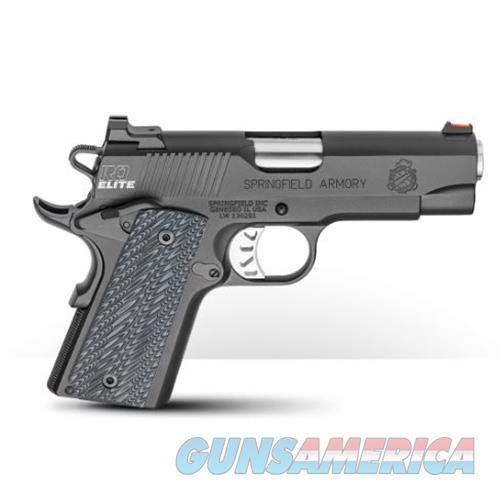 Springfield Armory 1911 Range Officer Elite 9Mm Lw Compact Blk PI9125E  Guns > Pistols > S Misc Pistols