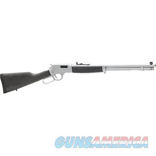 "Henry Big Boy All-Weather .44Mag/Spl 20"" Chrome Black H012AW  Guns > Rifles > H Misc Rifles"