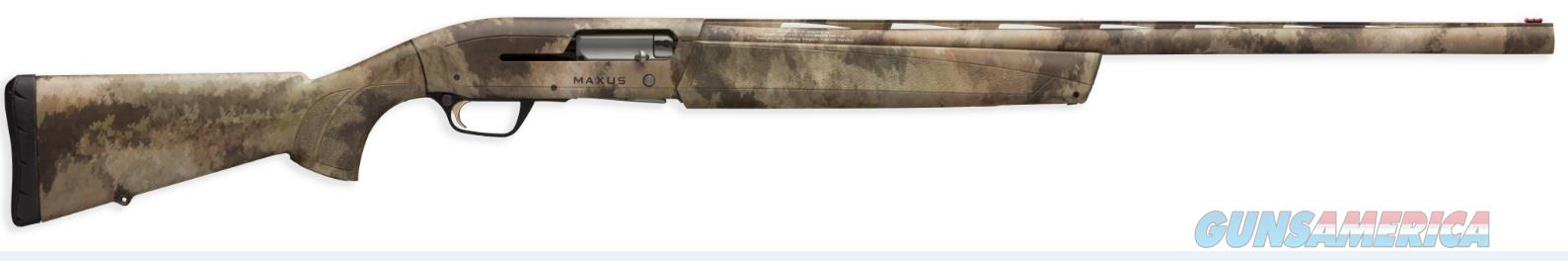 "BROWNING 011669205 MAXUS SEMI-AUTOMATIC 12GA 28"" 3.5"" CAMOUFLAGE SYNTHETIC STK CAMOUFLAGE ALUMINUM ALLOY RCVR 011669205  Guns > Shotguns > Browning Shotguns > Autoloaders > Hunting"
