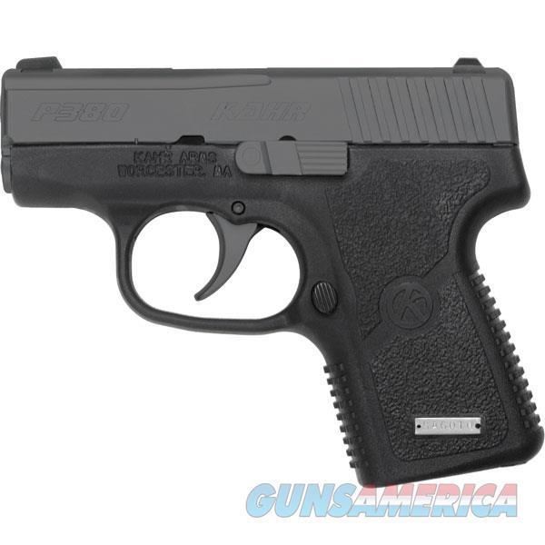 """Kahr Arms P380 380Acp 2.5"""" 6Rd Blk Ss KP3834N  Guns > Pistols > K Misc Pistols"""