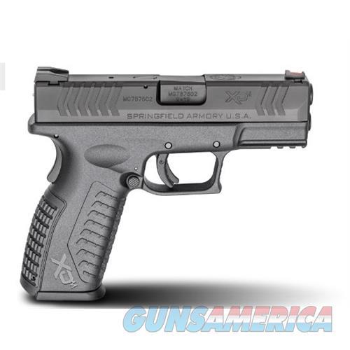 "Springfield Armory Xdm 9Mm 3.8"" 10Rd XDM9389B  Guns > Pistols > S Misc Pistols"