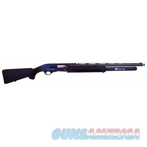 "Fn Manufacturing Competition Slp 12Ga. 24"" Inv. 9 Shot Blue/Black- 3088929124  Guns > Shotguns > F Misc Shotguns"